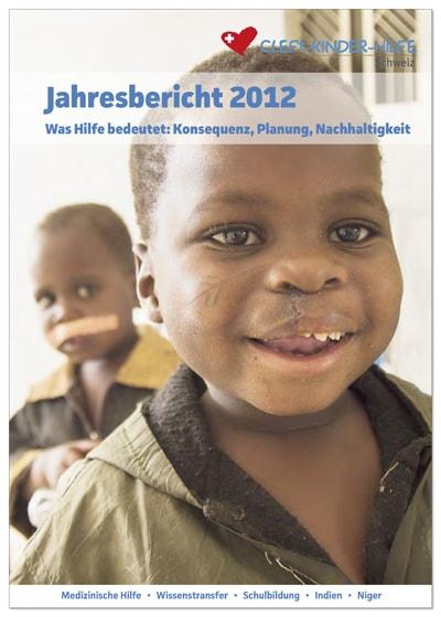 Geschäfstbericht 2012