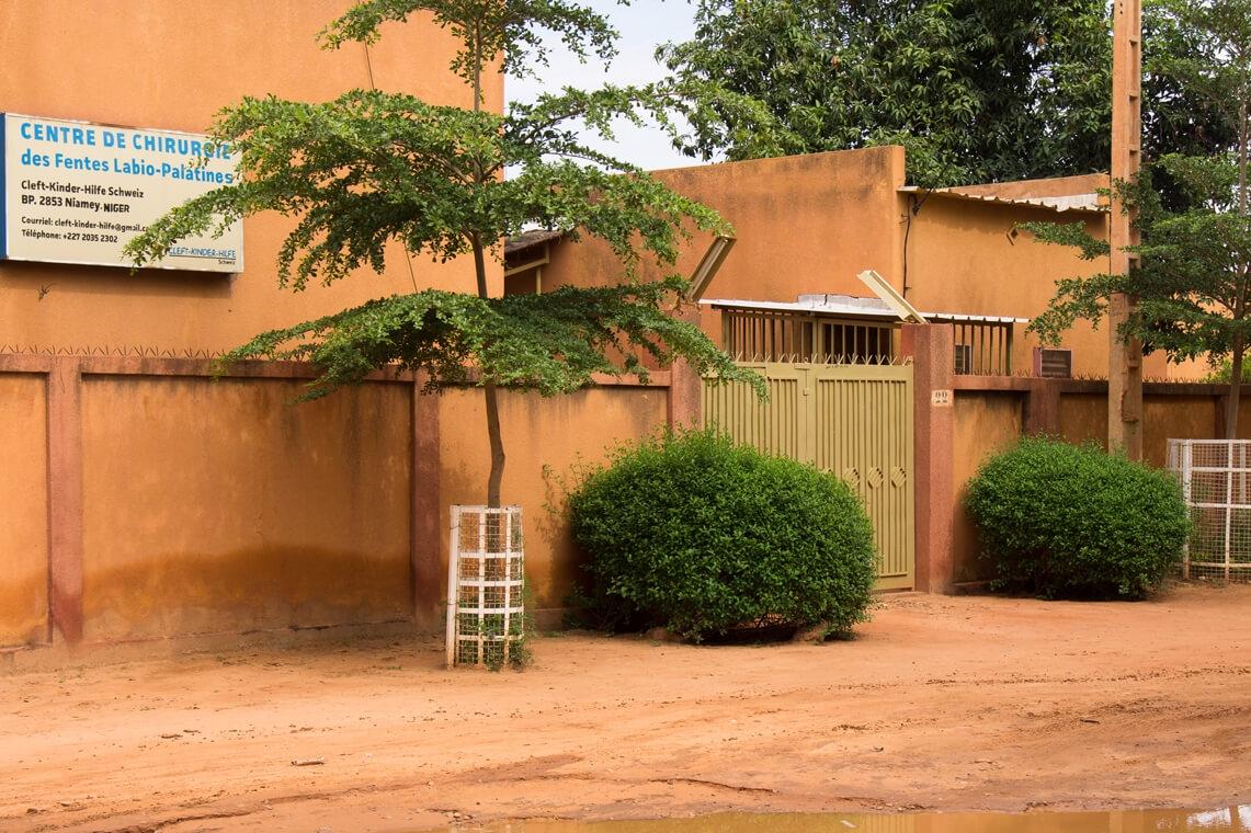 Niamey - Cleft-Zentrum