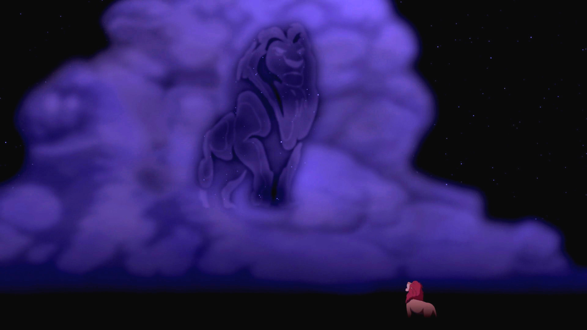 """""""Look inside yourself Simba. You are more than what you have become."""""""