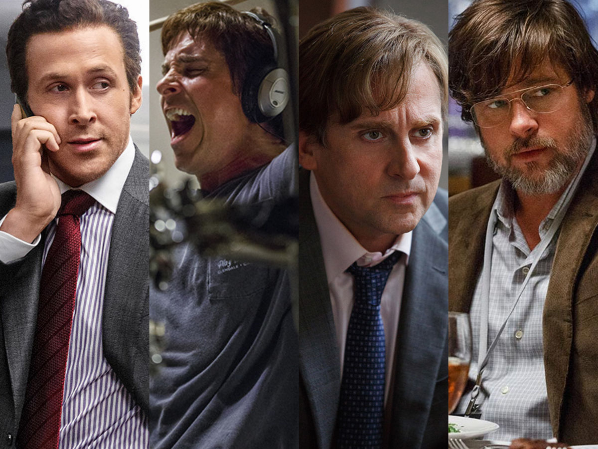 The Big Short 2015