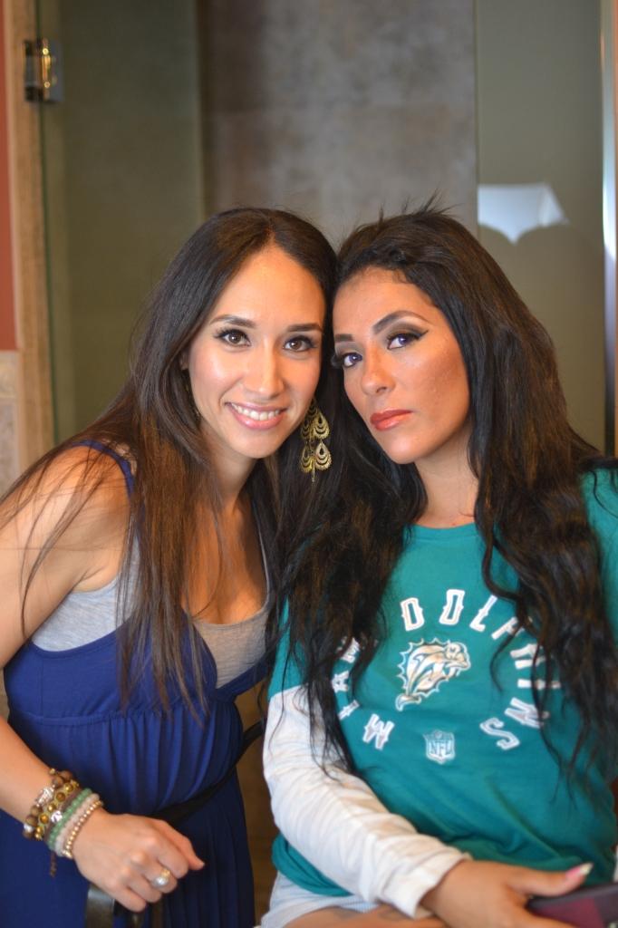 Charlene Batle & Evette Chacon