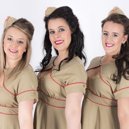 ANDREWS SISTERS by the McAndrews Sisters