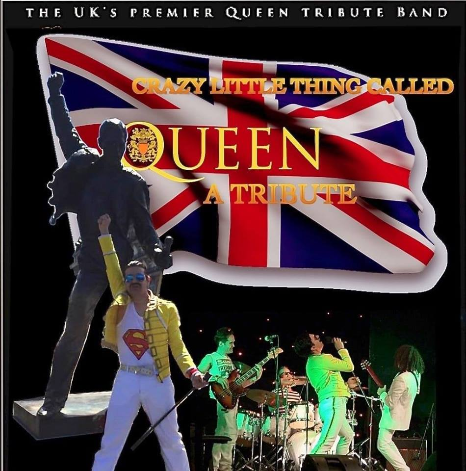 QUEEN by Crazy Little Thing Called Queen
