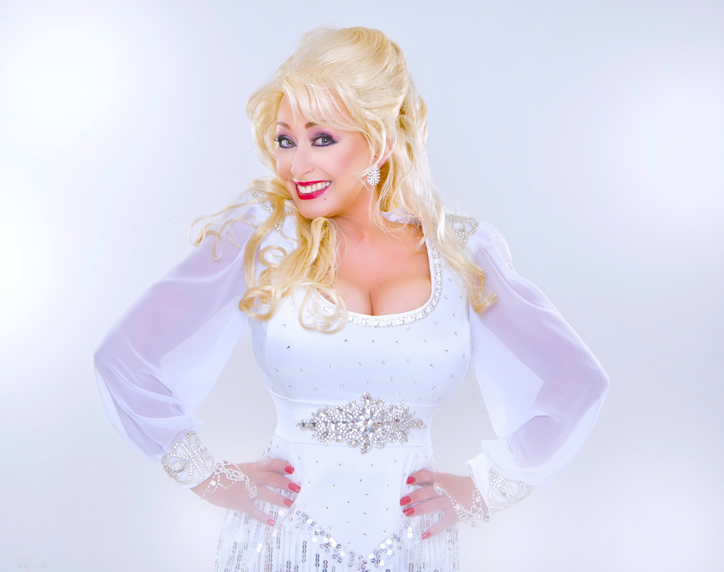 DOLLY PARTON by Jo Alexander