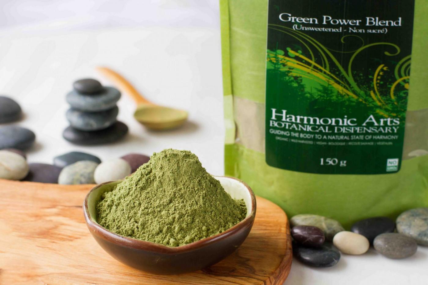 Harmonic Arts - Green Power Blend