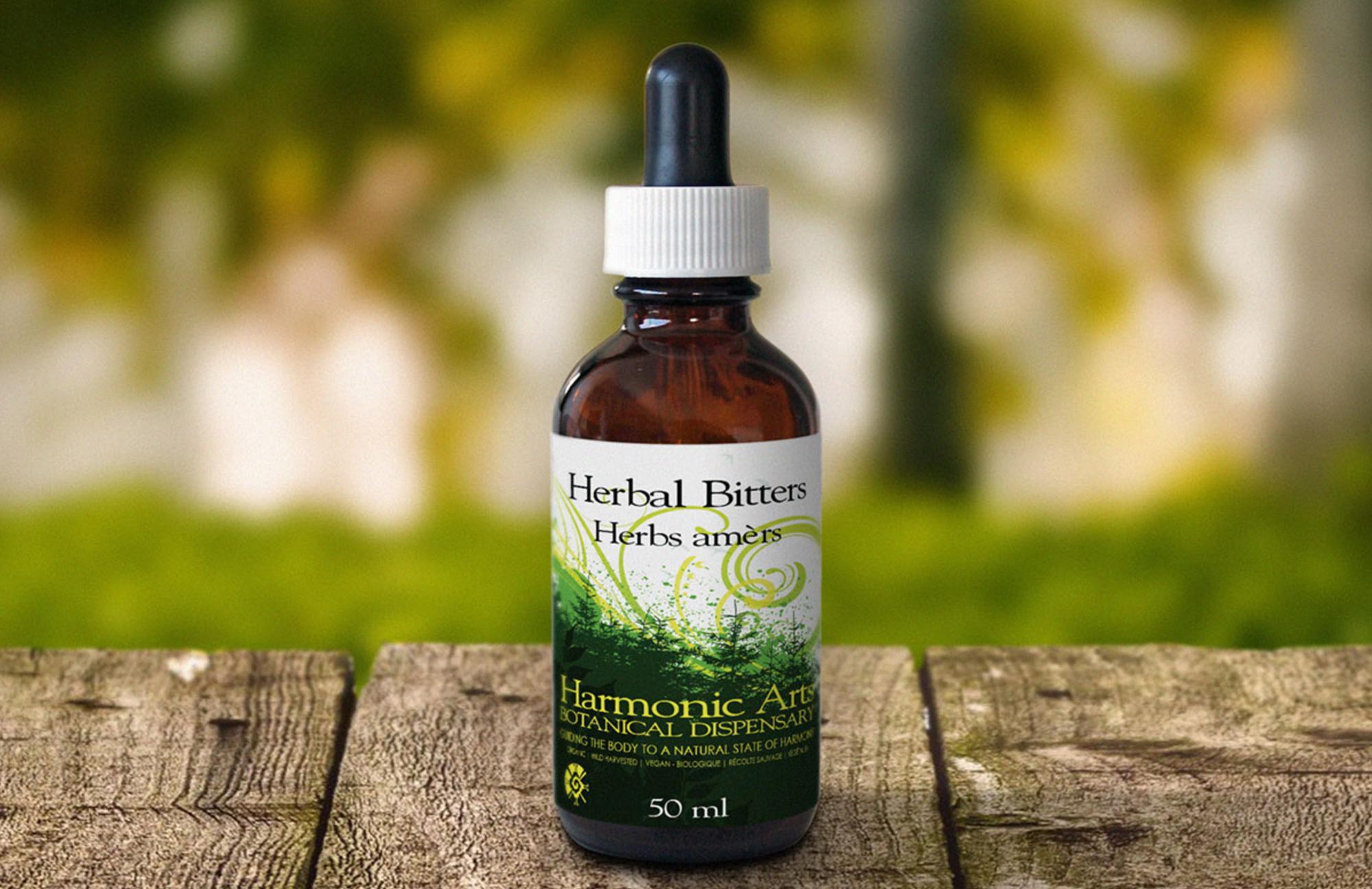 Harmonic Arts - Herbal Bitters
