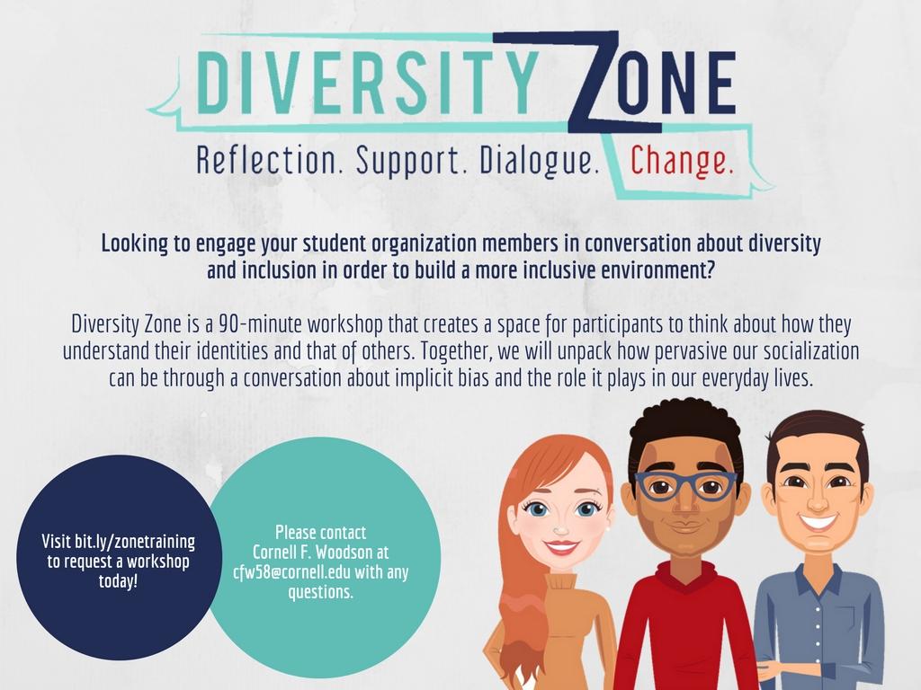 Diversity Zone