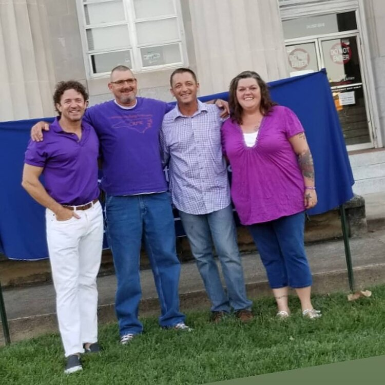 International Overdose Awareness Day hosted in Downtown Lincolnton by ICGH LINCOLNTON. (8/31/19) @ ICGH Lincolnton.