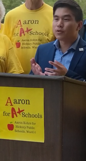 INTEGRATED CARE OF GREATER HICKORY supports Aaron Kohrs for the Hickory School Board. ICGH continues to be an integral part of making Hickory and the surrounding communities the very best they can be.  CONTACT: Mr. Aaron Kohrs 828-578-2732 (c) Aakohrs121@yahoo.com (e)