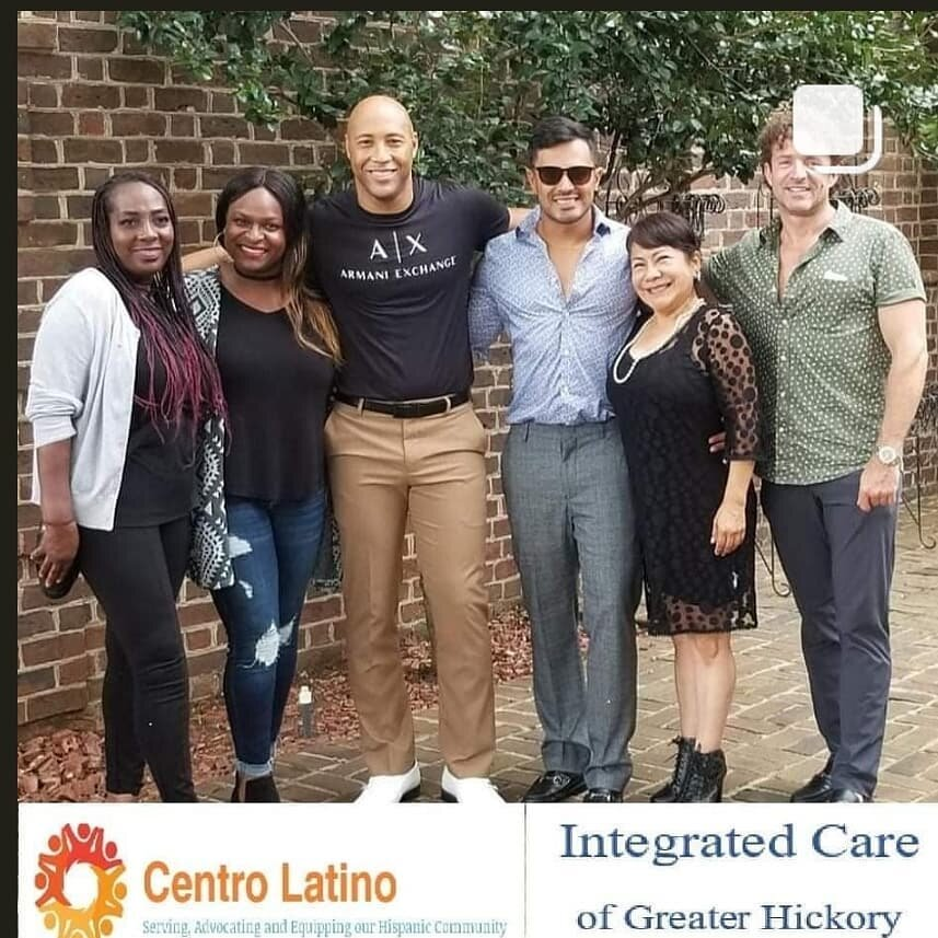 Thanks again to our models for the Centro Latino Hickory Fashion Show benefit, and a special thanks to fitness model, nutritionist, and Instagram personality, Mr. Nilton Cunha, for his extra appearance at International Overdose Awareness Day Event in Lincolnton. They took time out of their busy schedules for much needed awareness for our community. @ Integrated Care of Greater Hickory, Inc.