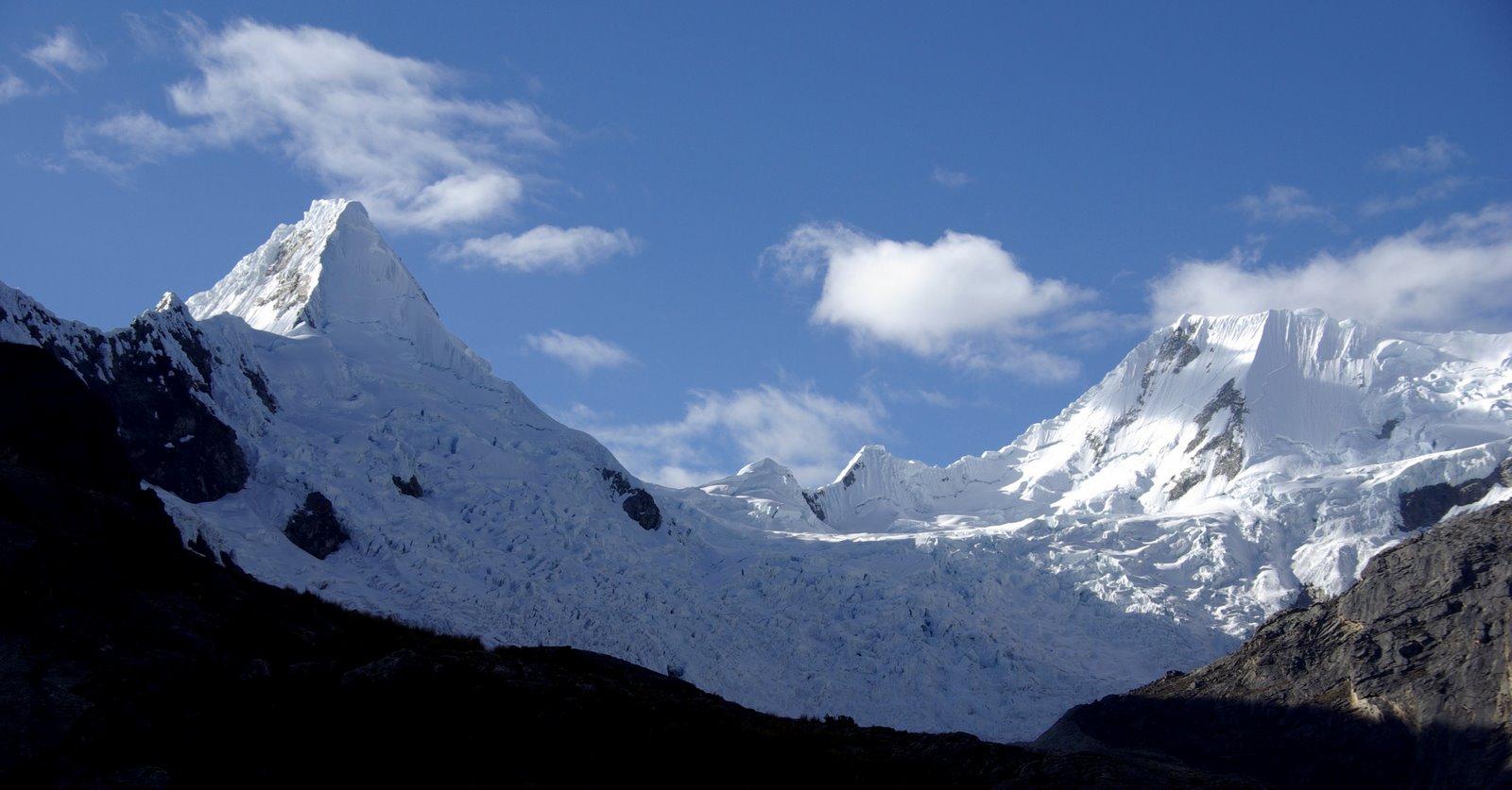 Hiking Peru   The Alpamayo Trek    Book This Tour