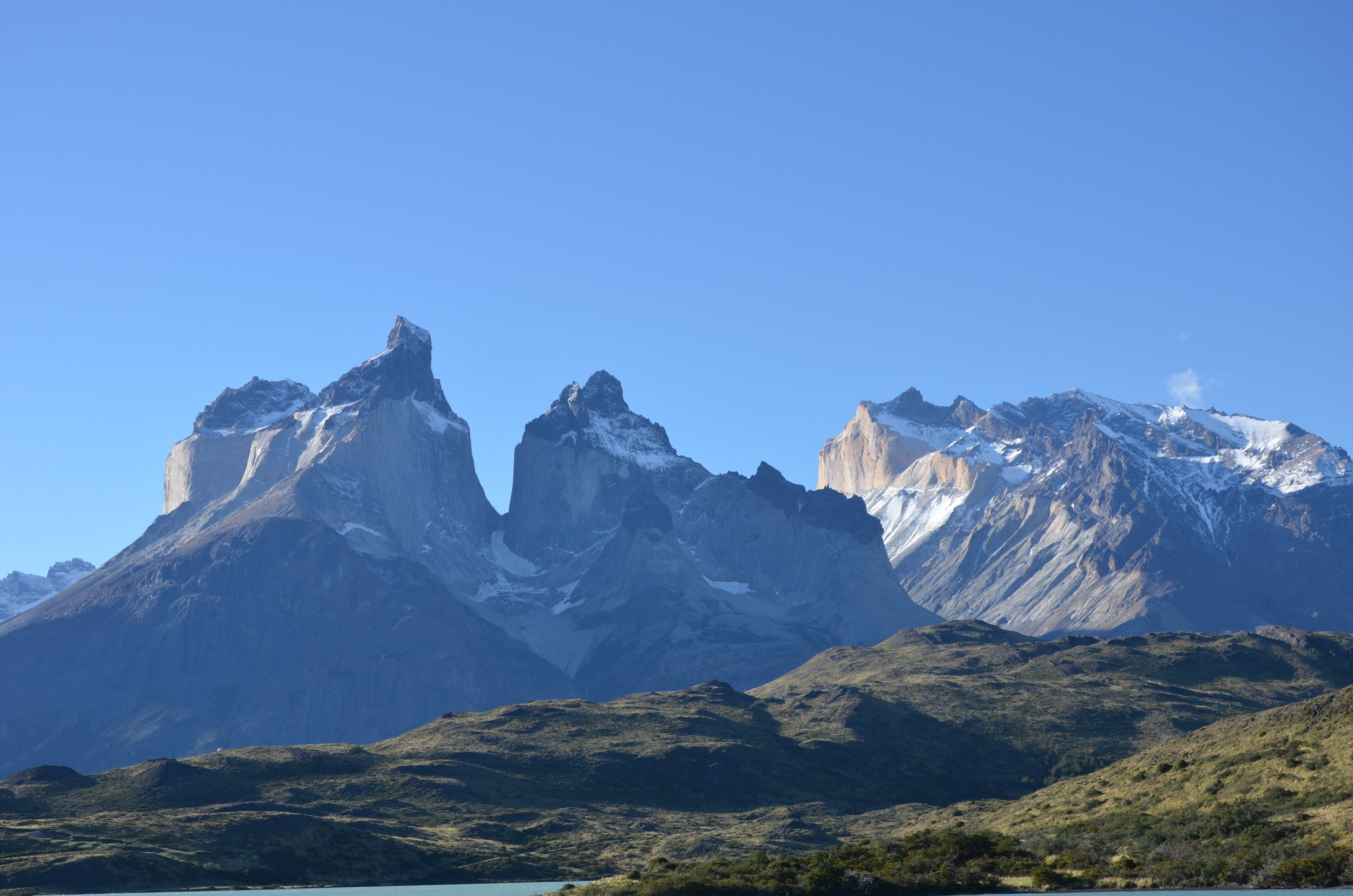 South America Tours   Southbound Torres del Paine    Inquire