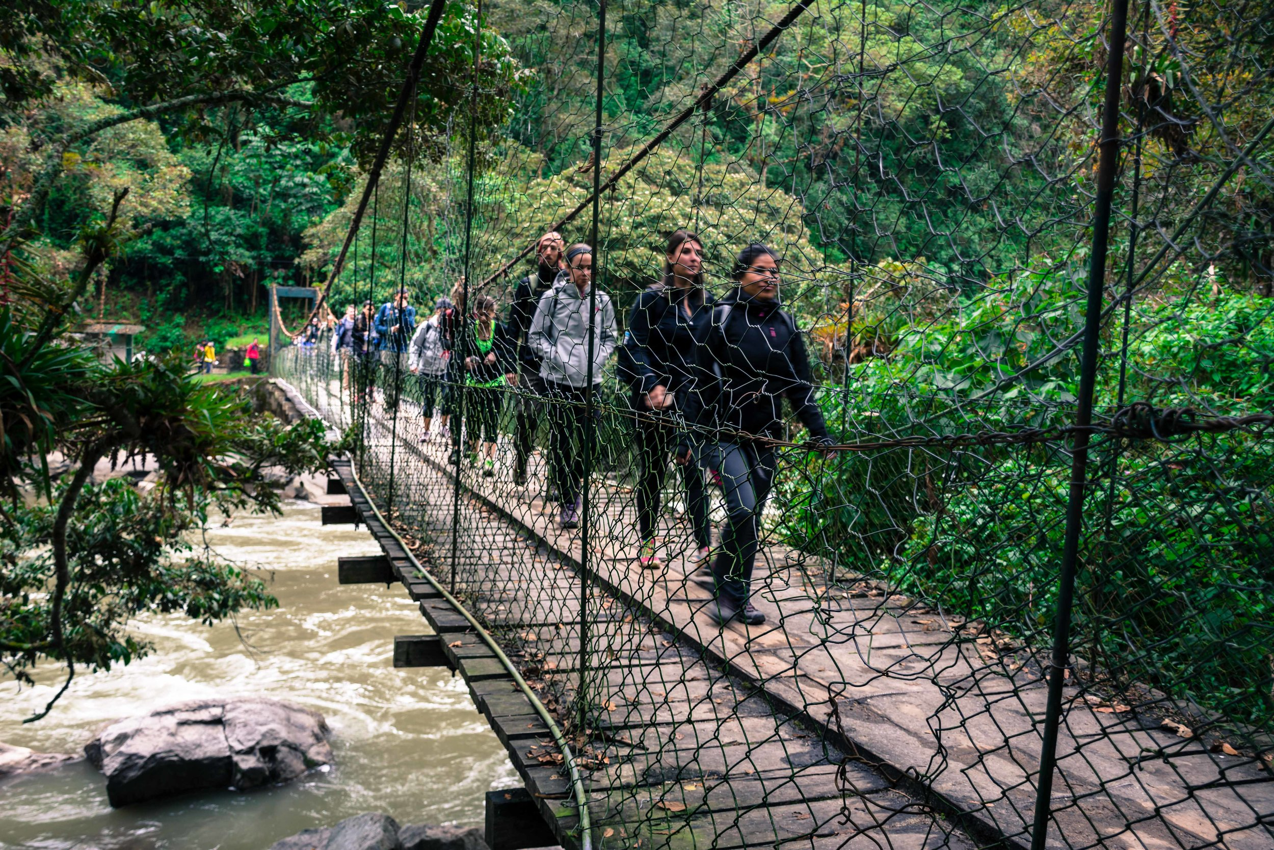 Hiking Peru   Hiking Km. 104 to Machu Picchu    Inquire
