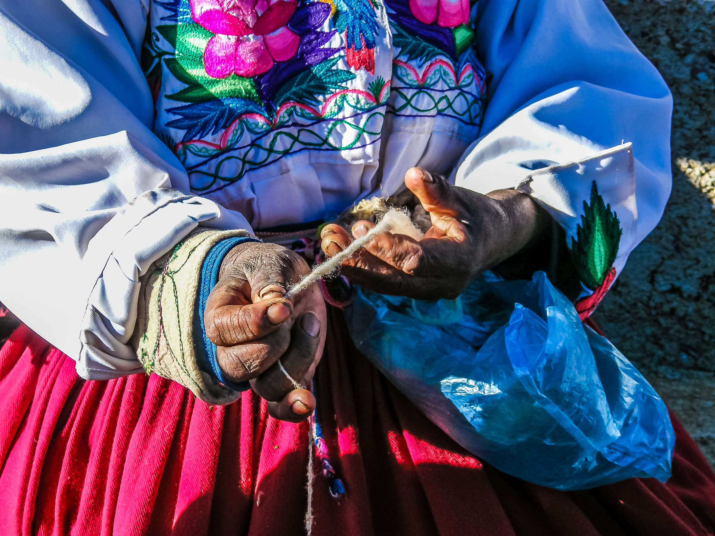 Cultural Peru   Lake Titicaca & Luquina    Book This Tour