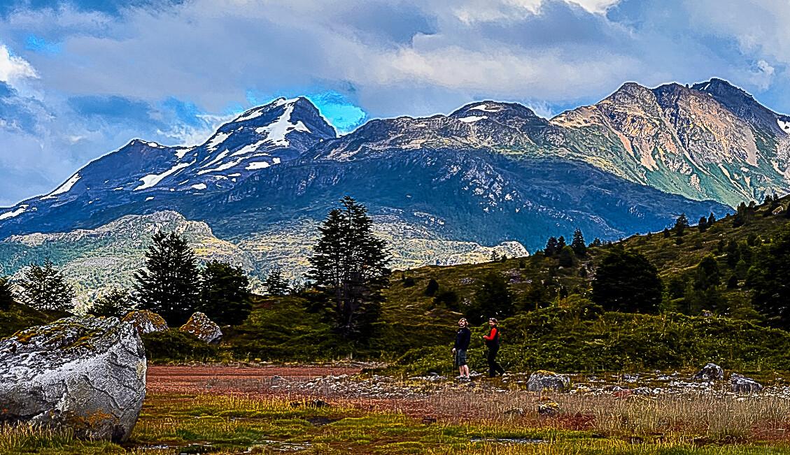 Peru Tours   Fitz Roy & Perito Moreno Adventure    Inquire