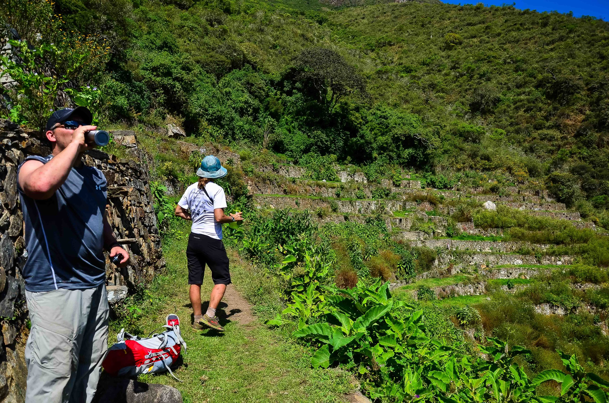 Hiking Peru   Choquequirao Trek    Book This Tour