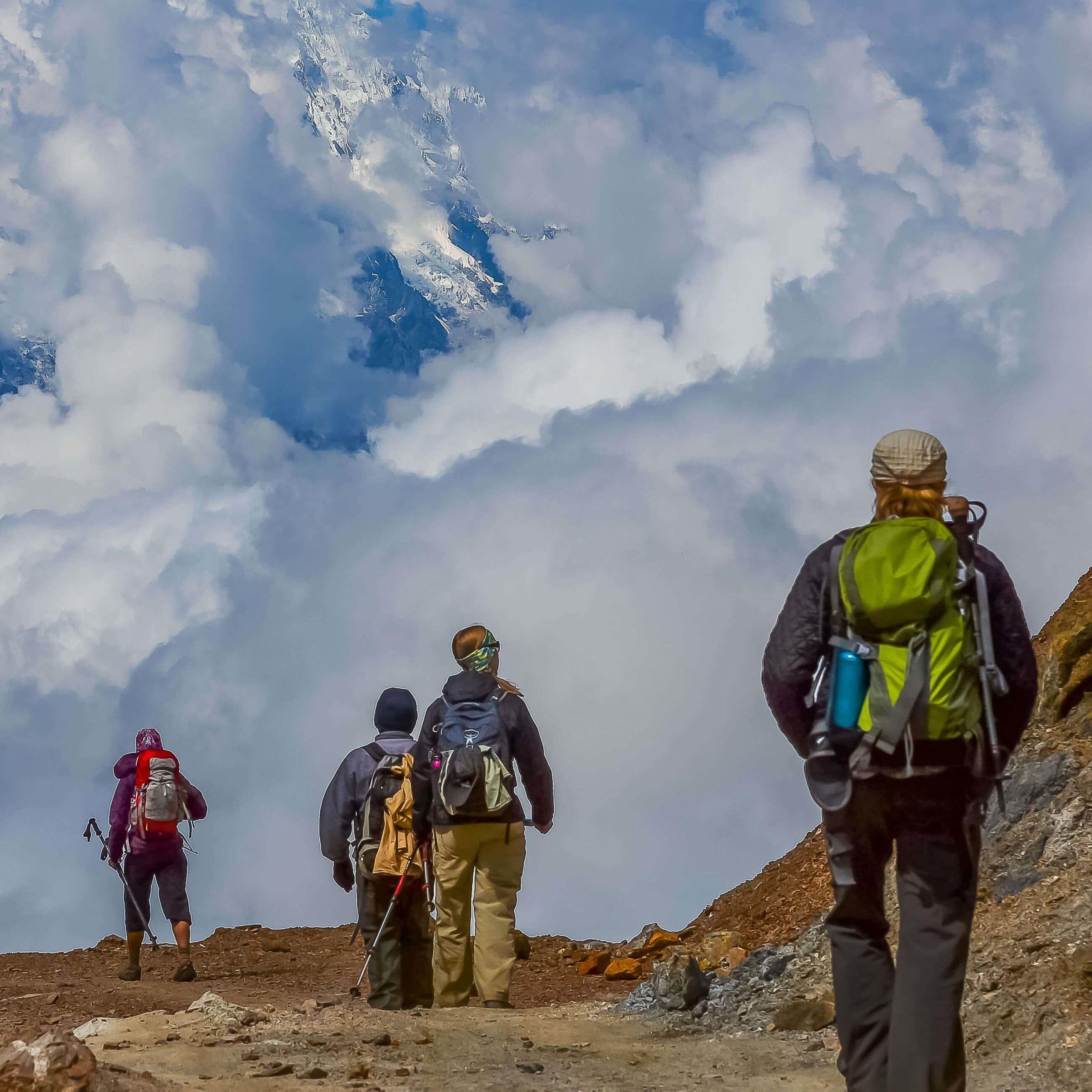 Hiking Peru tours -