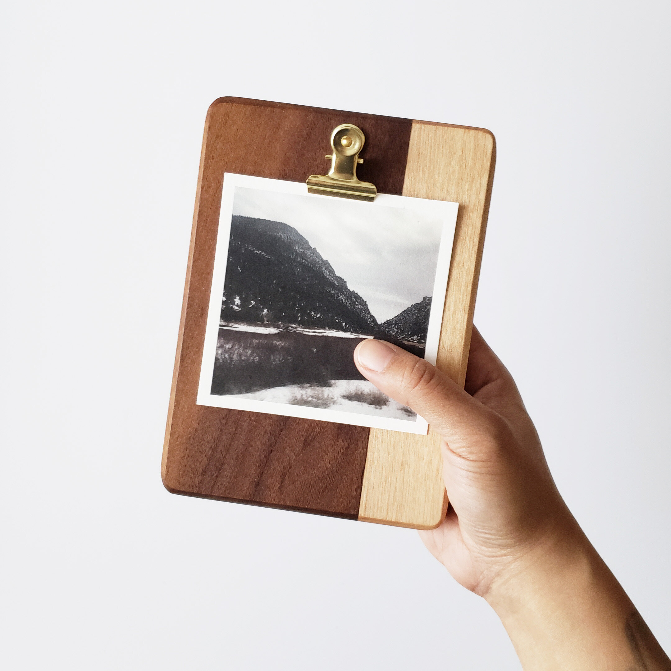 Laney Picture Frame With Clip Oaksmith