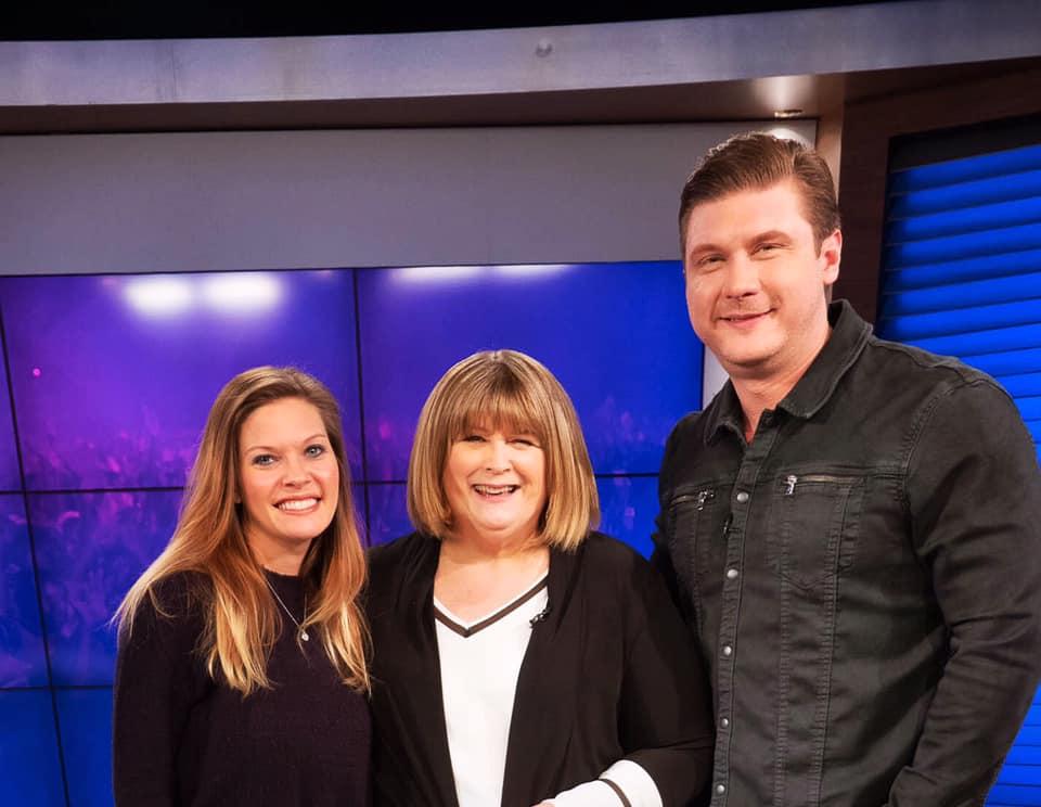 Donna Schambach With Evangelist Daniel Kolenda
