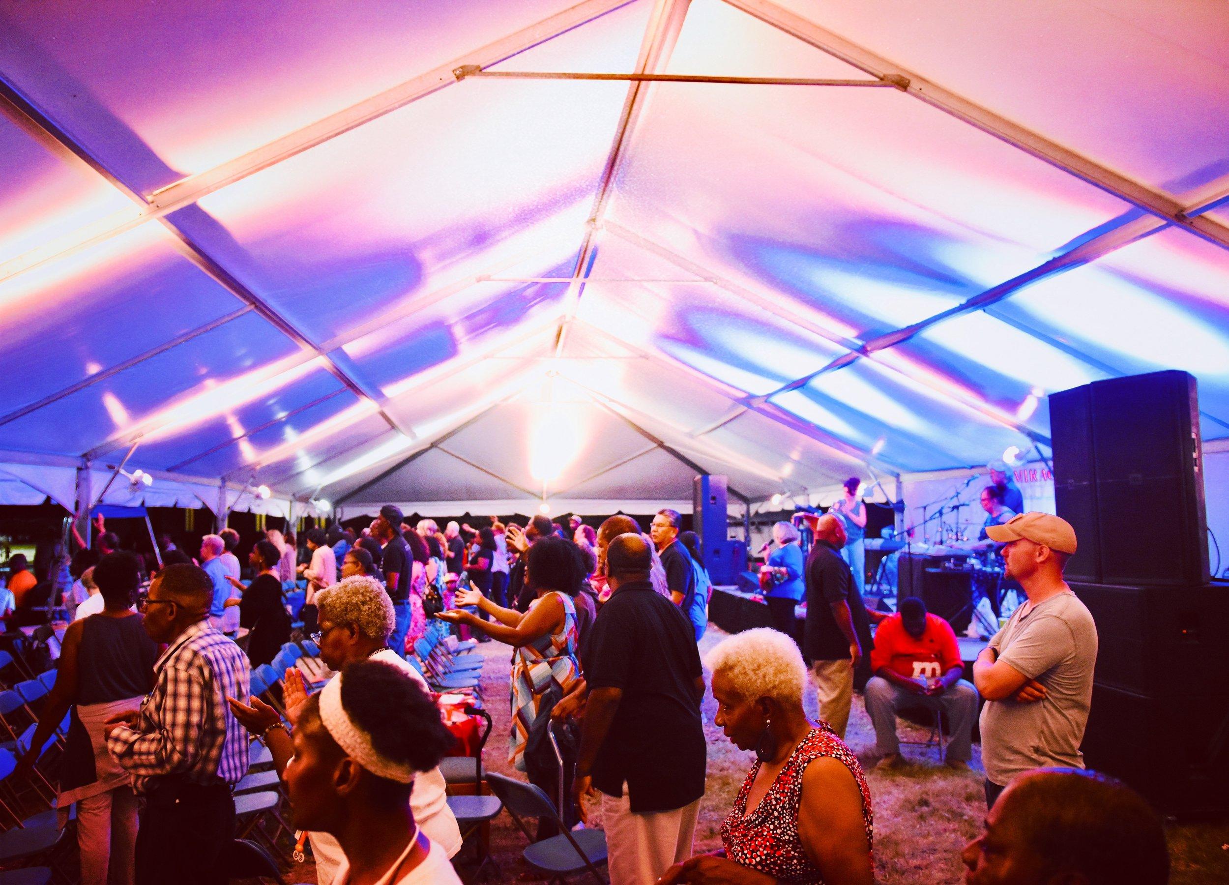 Big Tent Crusade Chicago