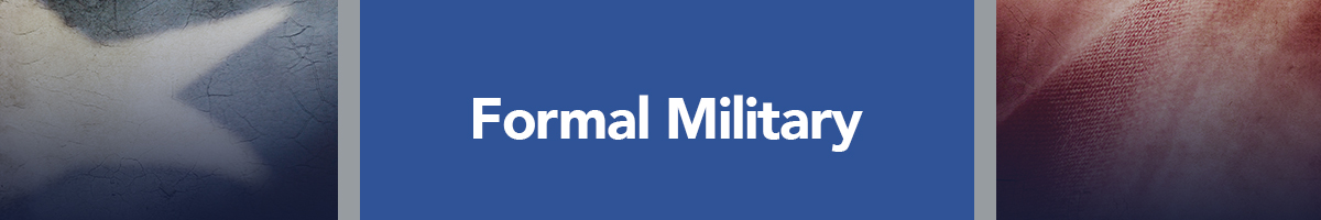 Formal Military - United States Air Force