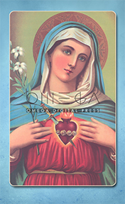 Prayer Card Front