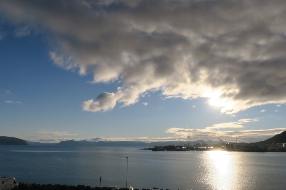 View of Hammerfest harbour (Photo: Randi Millman-Brown)