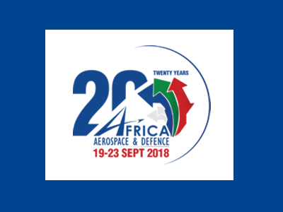 Africa Aerospace& Defence 2018 - September 19–23, 2018City of Tshwane, South AfricaCarteNav will be walking AAD 2018. For event information, click here.
