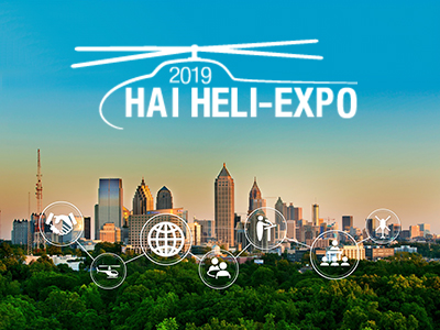 HAI HELI-EXPO 2019 - March 4–7, 2019Atlanta, GeorgiaCarteNav will be exhibiting at HELI-EXPO 2019. For event information, click here.
