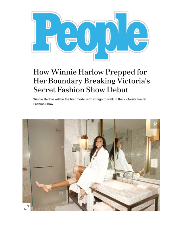 "WINNIE HARLOW   Another thing she's been strict with is her overall wellness. ""I tried for the first time acupuncture at the Juhi Center by Juhi Singh and did a few massages and facials as well."""