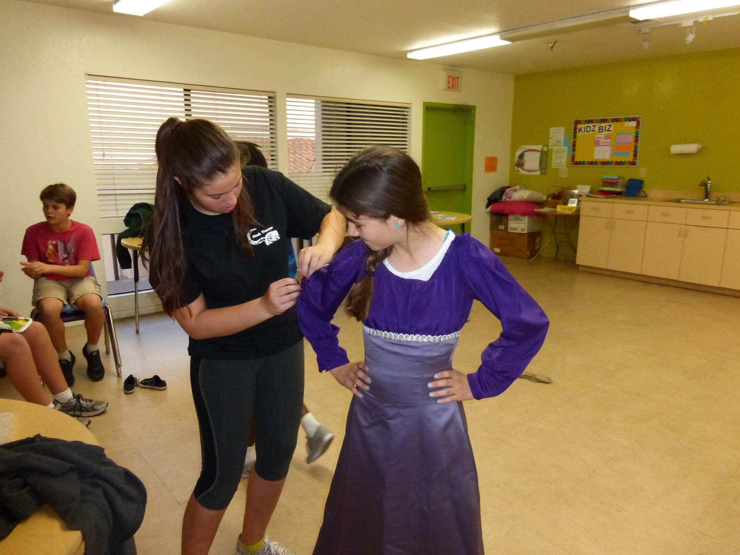 from thrift store to stage   learn how to modify clothing found in thrift stores into a variety of costumes