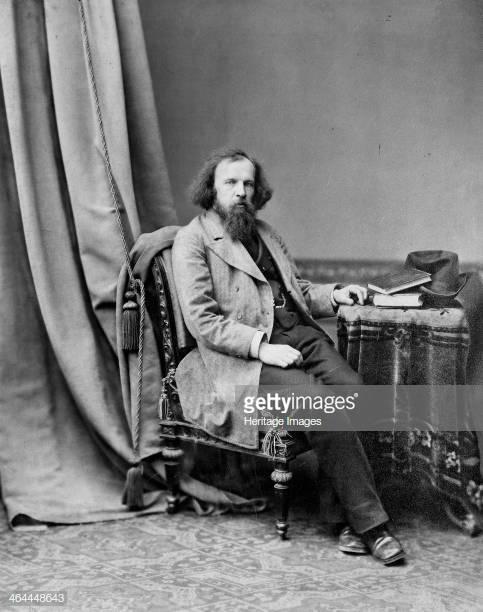 Dmitri Mendeleev. Chemist. Dreamer.