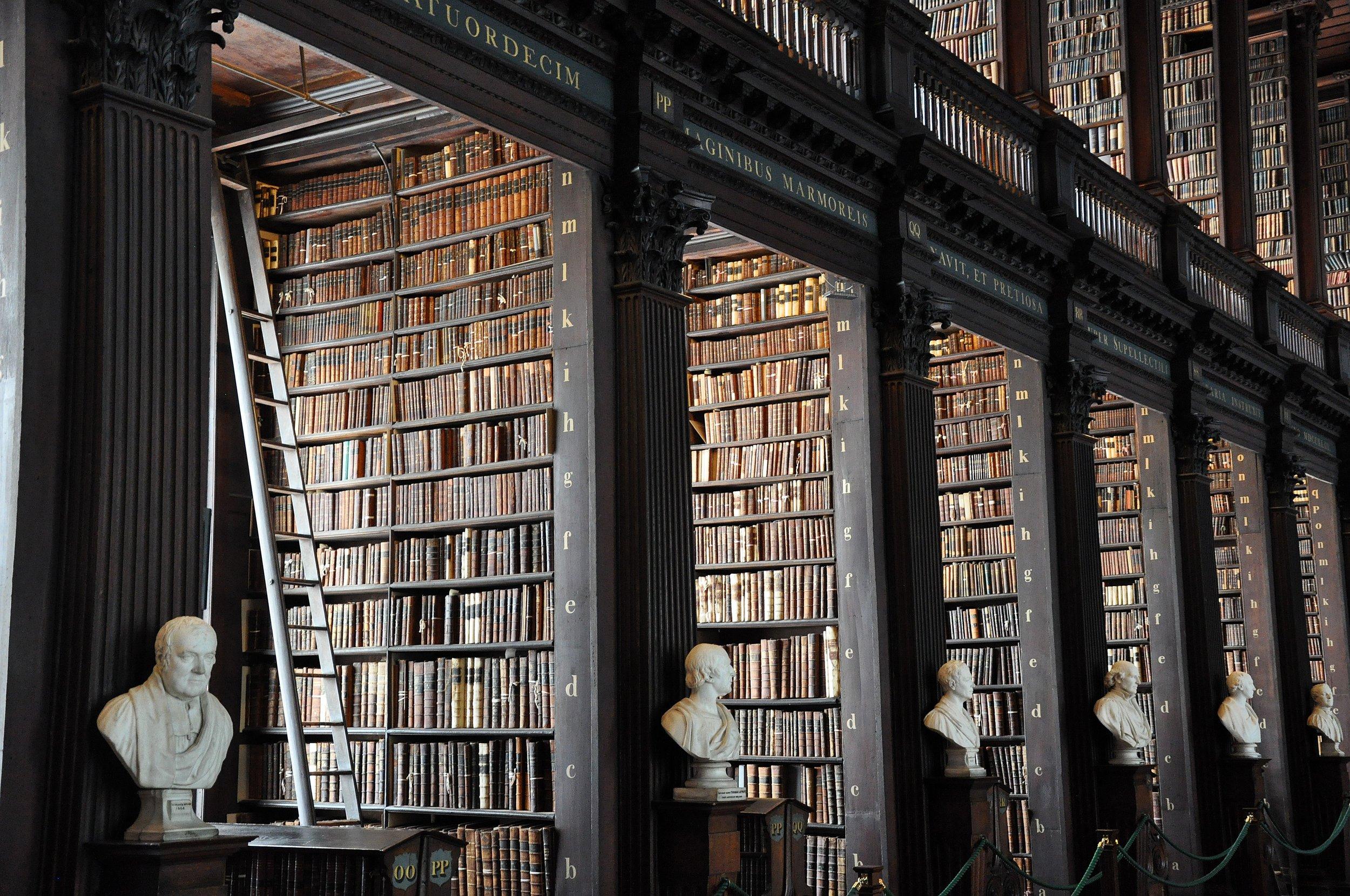 Dublin - Puber, litteratur og moderne impulser