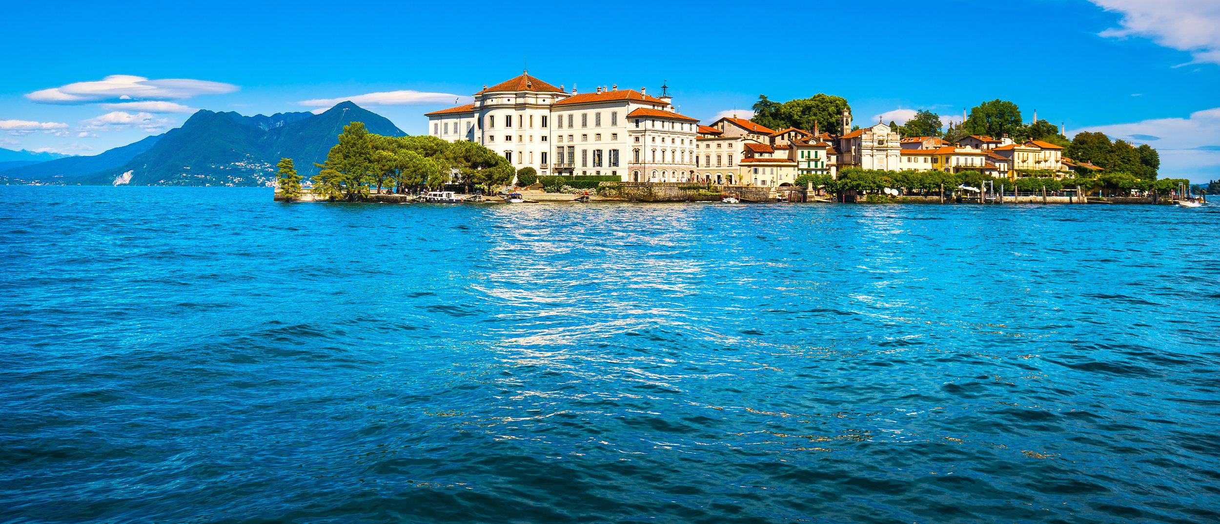 Lago Maggiore - Når sanser og kreativitet skal pirres