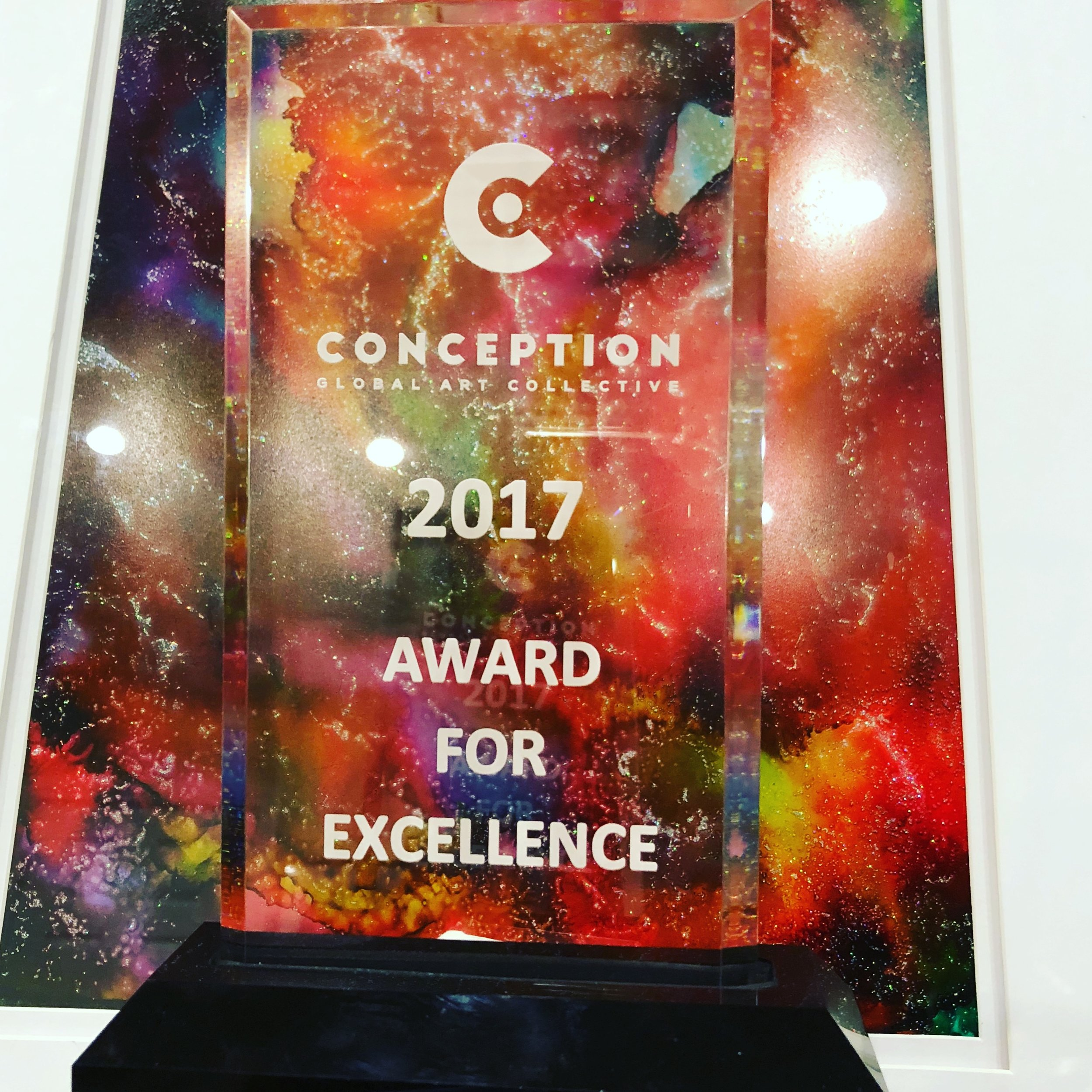 2017 Conception Arts Global Arts Collective: Award of Excellence
