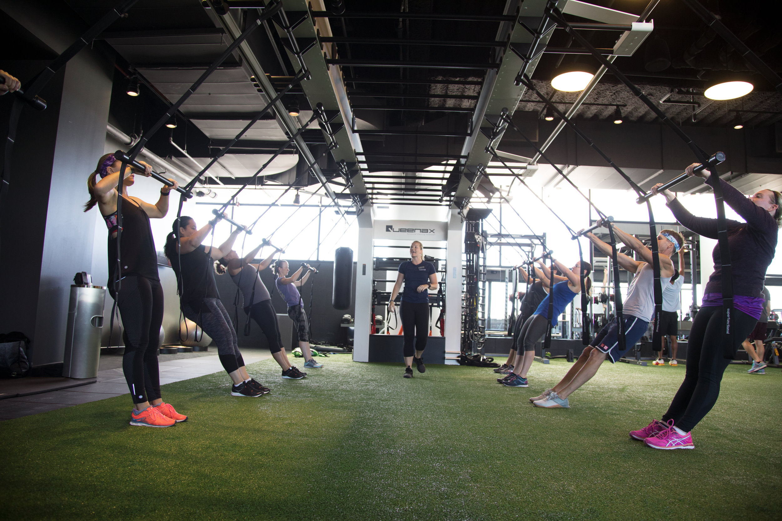 3.) Offer a fitness experience that sets your facility apart -