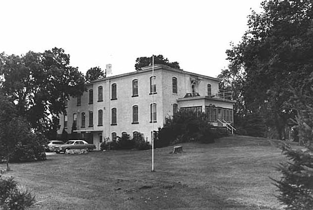 The Oak Grove Home 1970's
