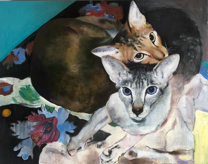 Bruno and Calliope