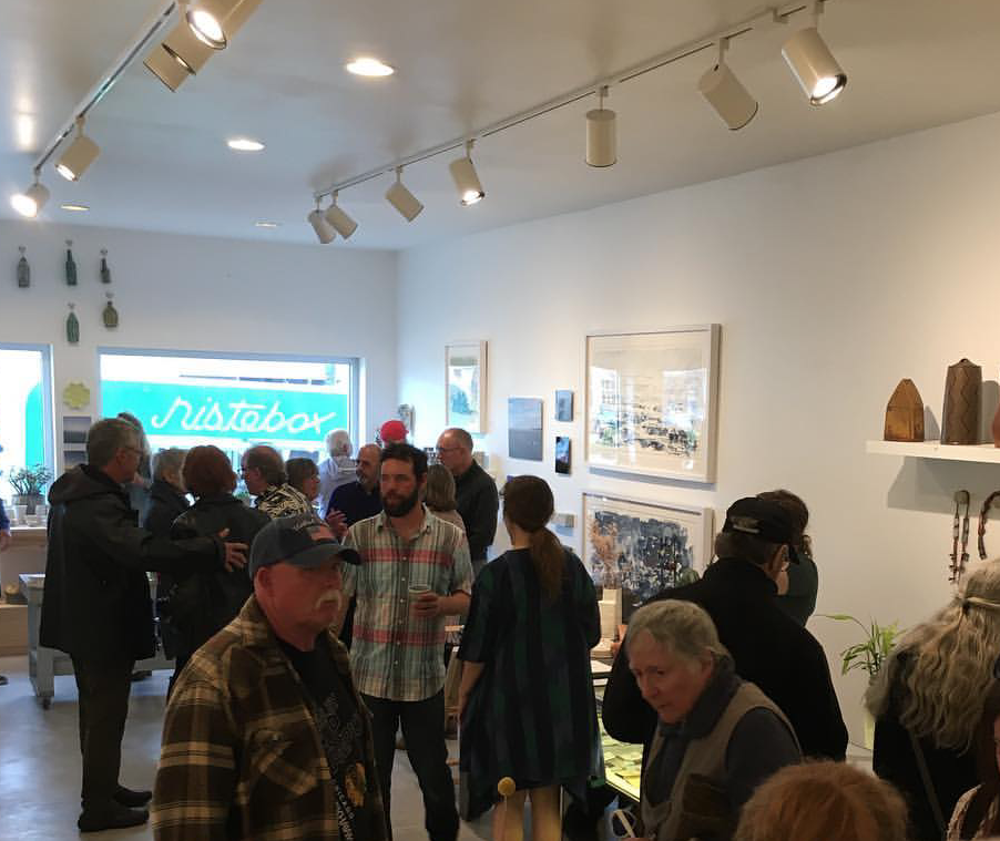 Great turnout for The Art of Water