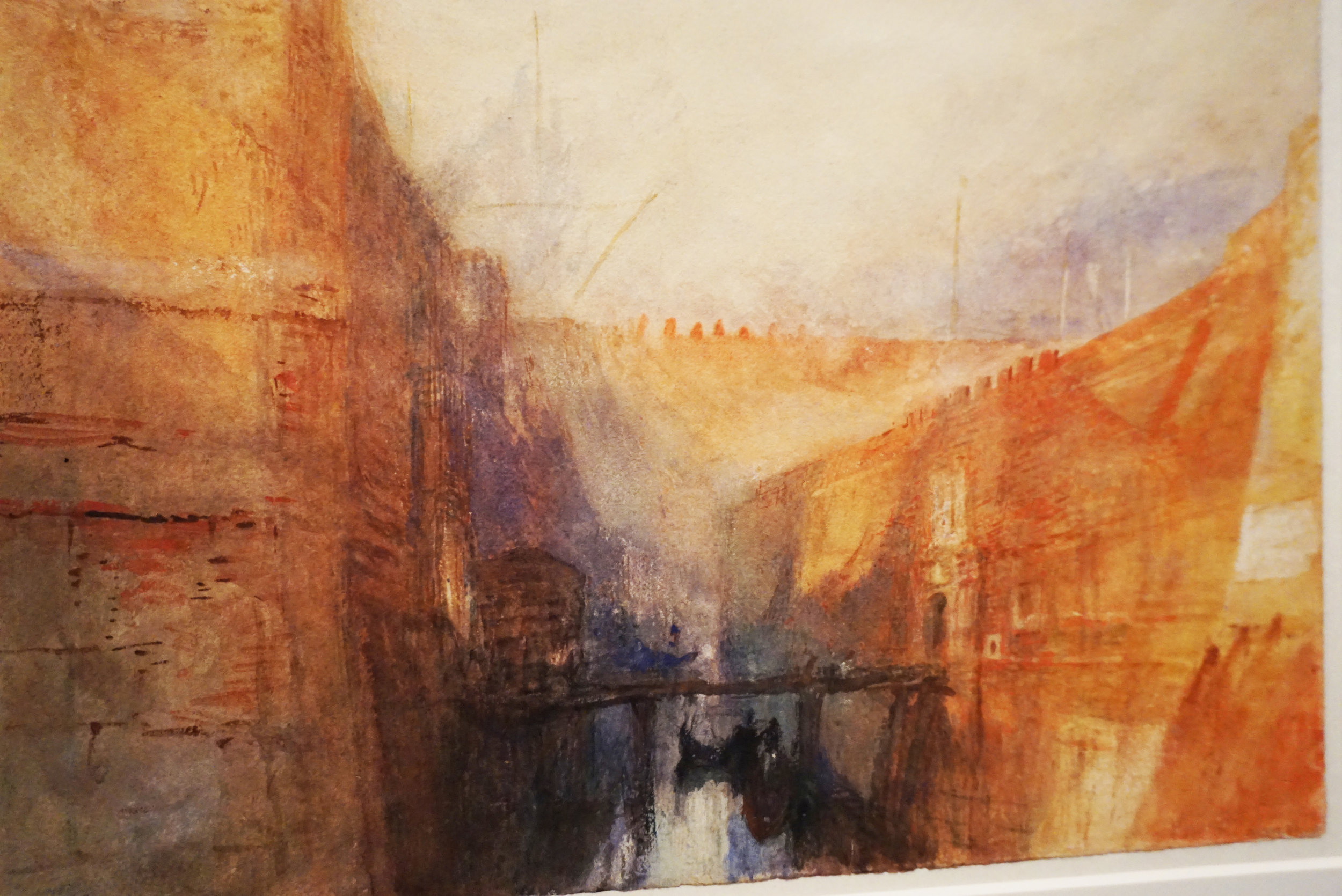 Turner, detail photo by Brian Frink