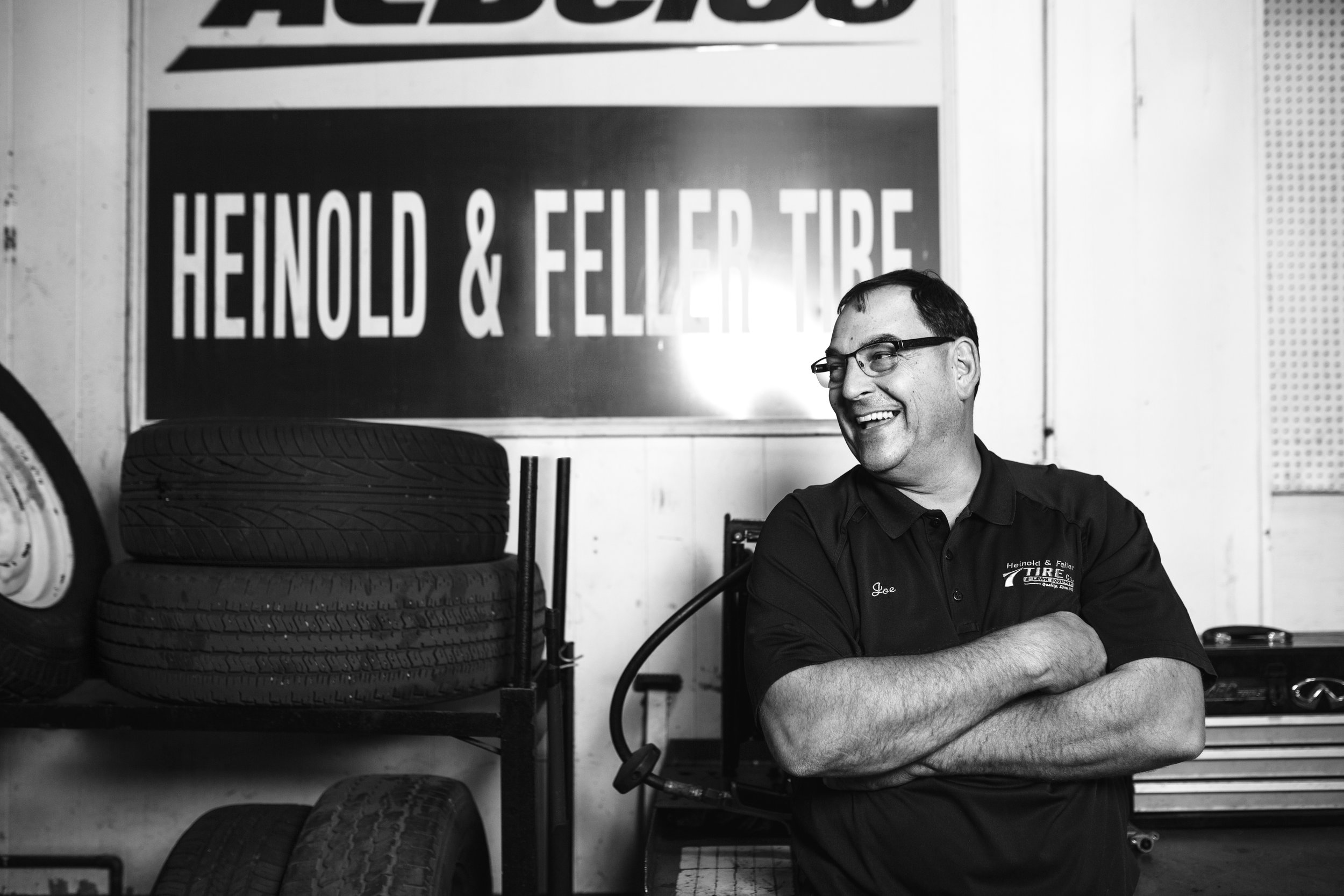 HEINOLD & FELLER - Thank you for the peace of mind that my business is taken care of.