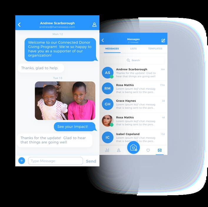Engage Messaging - Admin App