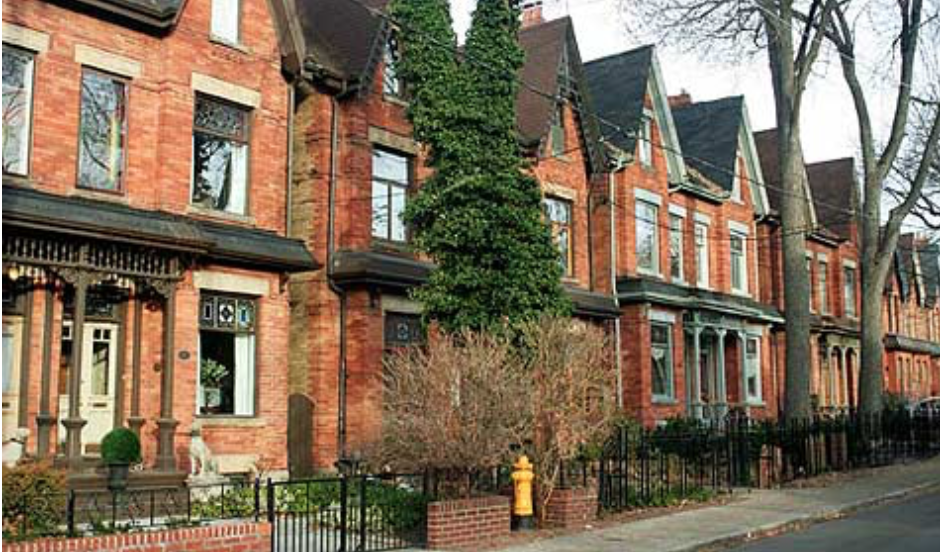 - Real EstateThe majority of homes in Cabbagetown are the originals from when the community was first built, and go back to the 1860's to the late 1800's. Such architecture puts the unique history of the community on full display and provides the area with distinctly uniform streetscapes. Row houses are typical in Cabbagetown, many of which have been tastefully renovated while retaining their original charm.Despite the predominance of tall and narrow homes in the area, a couple of condominiums have been erected over the recent past. The average home in Cabbagetown fetches around the $1 million mark, though some homes in the area command much more than that. Those looking for something more affordable might want to look for a fixer-upper (there are some that pop up on the market once in a while), or one of the newly-built condos.