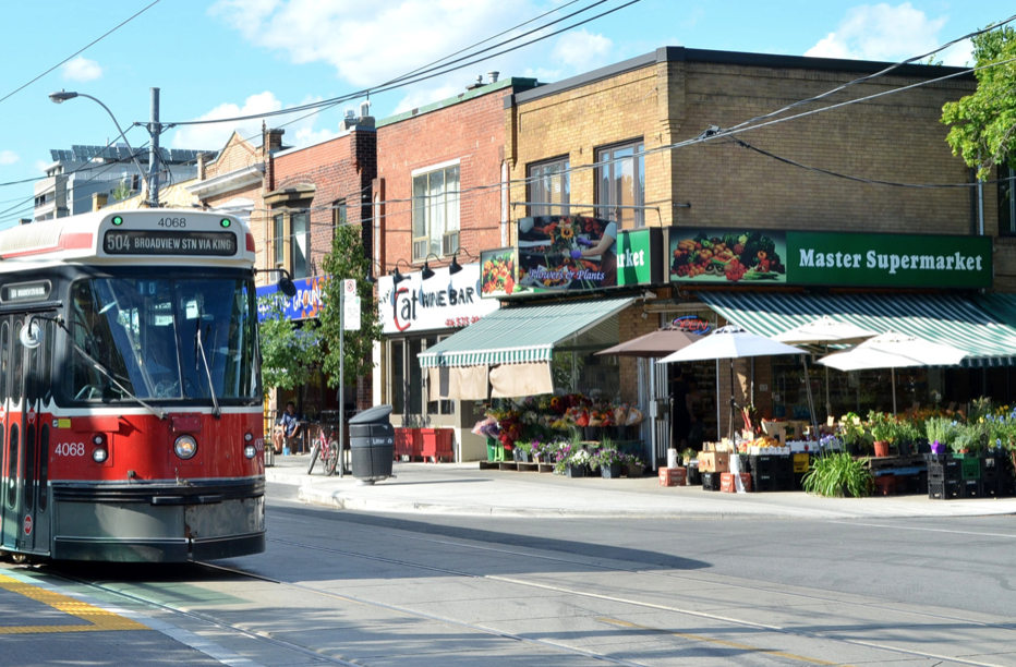 - Lifestyle & RecreationResidents of Roncesvalles can take advantage of the upbeat and family-oriented ambience that the