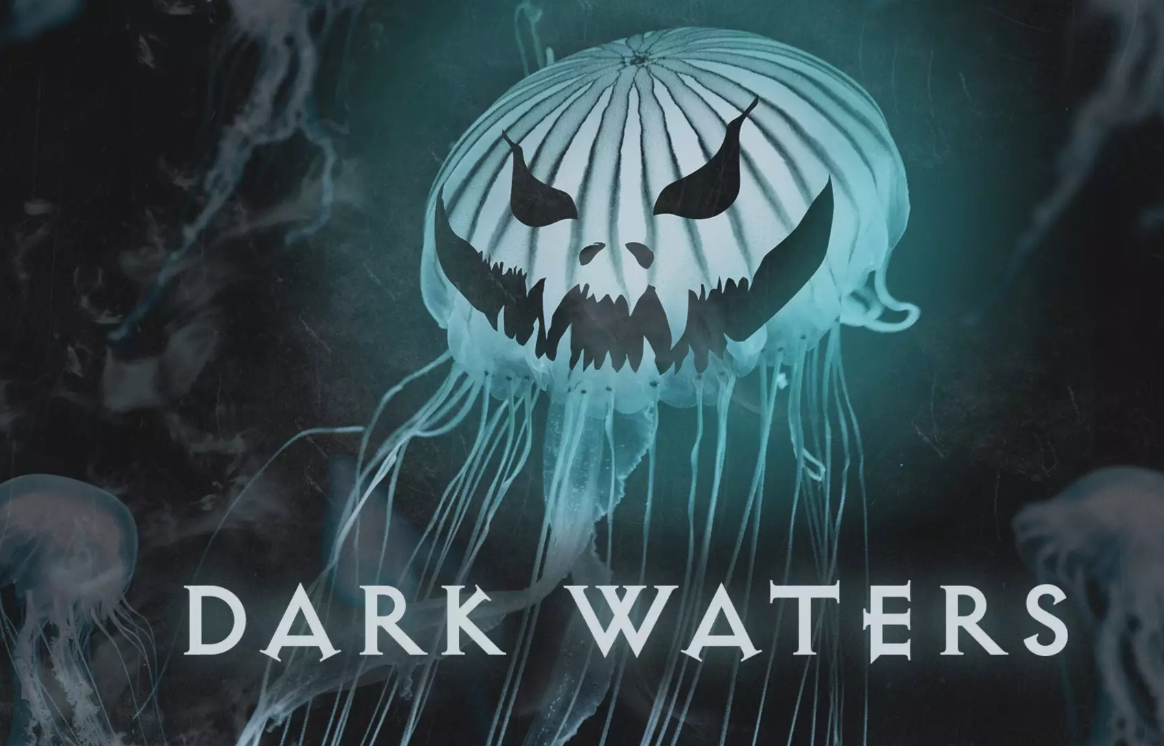 Explore Dark Waters at Ripley's Aquarium - On October 26th, Toronto's Ripley's Aquarium is getting a Spooky makeover. Get in the spirit of Halloween while exploring this staple attraction.