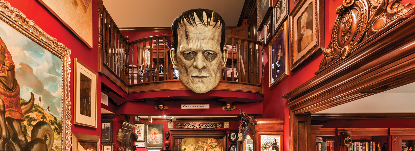 Guillermo del Toro's  At Home with the Monsters