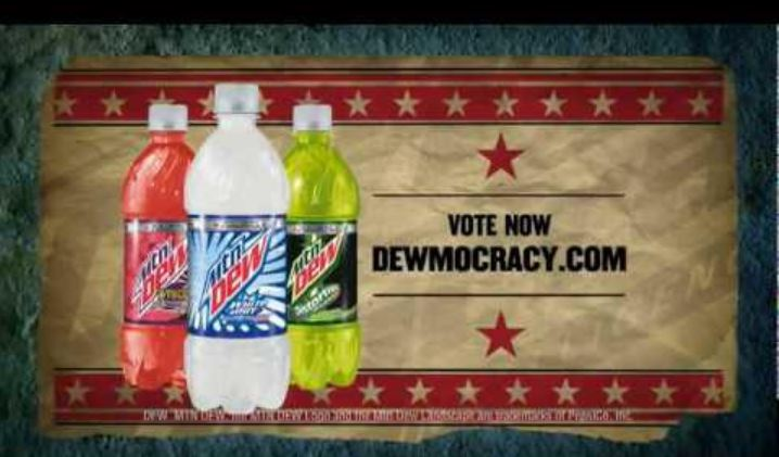 """DEWmocracy"" on Facebook. [Source:  https://www.facebook.com/DEWmocratic/ ]"