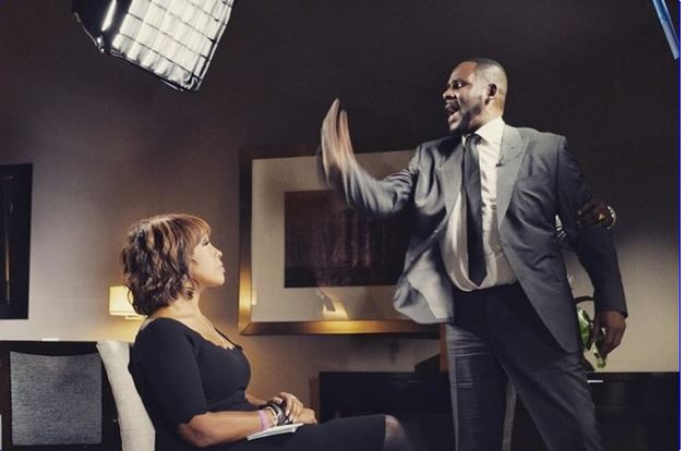 "CBS' Gayle King: ""The R. Kelly Interview"""