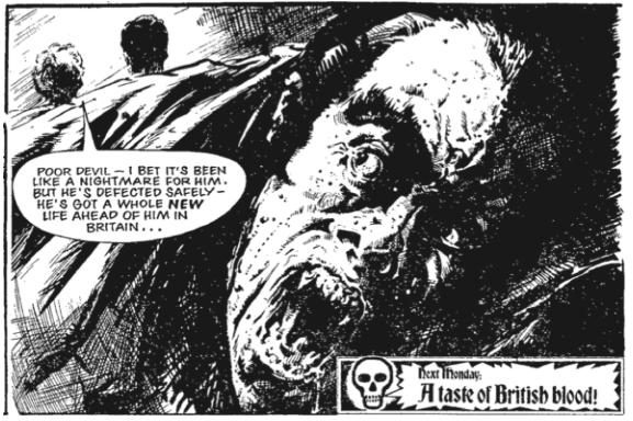 SCREAM'S  'THE DRACULA FILE'