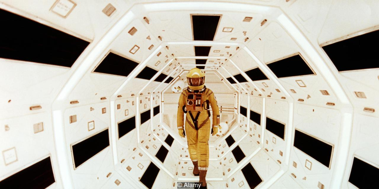 """I think 2001 is the perfect jumping off point into Kubrick. Besides being known as one of the most revolutionary films of all time, with some of the most insane visuals ever, it's story and deeper subtext is what gives us the most insight into Kubrick and into ourselves. This film can be set up into 3 different evolutionary stages: Ape - Man - Beyond. (I use beyond for lack of a better term. Watch the film and you'll see why) Kubrick stated in an interview that """"Man is in a really unstable condition."""" We evolved from ape to man, but now as human's we are still in need for much more. We're in need for a transformation into that next stage that is in the """"Beyond."""" We look to religion, science, and more to find these answers, yet to no avail. 2001 touches on all of three of these evolutionary stages and in his other films you'll see how he continues to analyze these stages further in more relatable instances."""